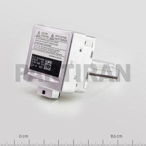 لامپ زنون D3S با ترانس ، 12 ولت 35 وات HELLA