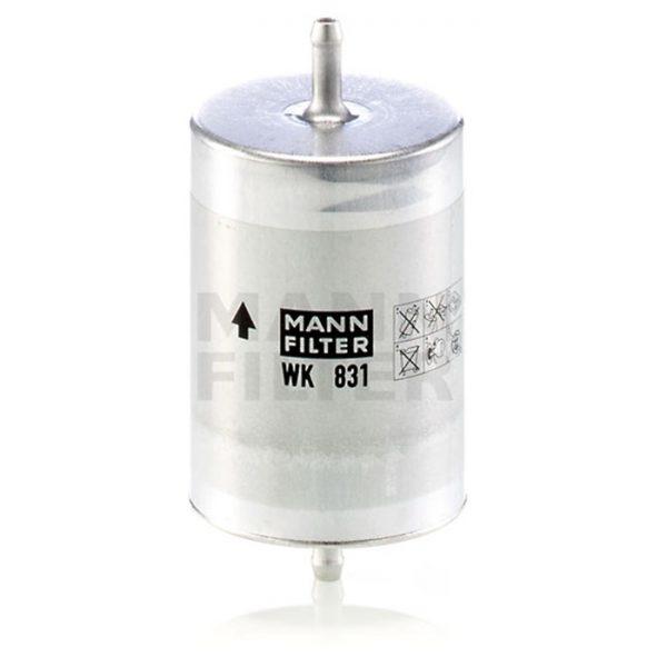 فیلتر صافی بنزین دو لولMANN FILTER